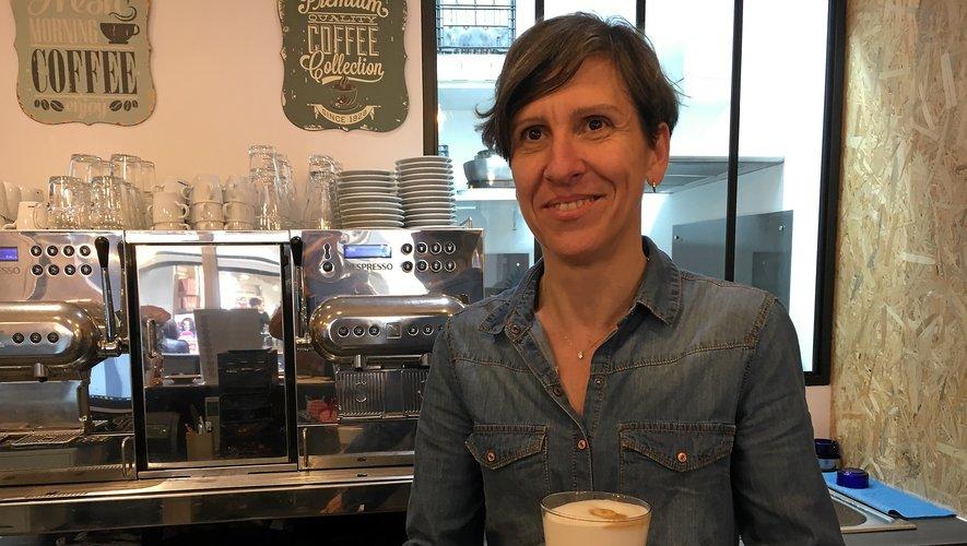 ouverture Chez Magali, le café rend heureux