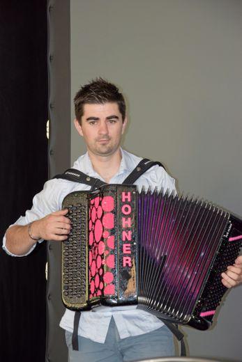 L'accordéoniste aveyronnais a donné son avis sur Yvette Horner.