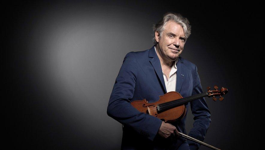 Didier Lockwood, mort subitement en février, était l'instigateur et le parrain du festival Jazz musette des Puces