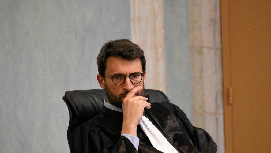 Le représentant du ministère public,Frédéric Cousin.