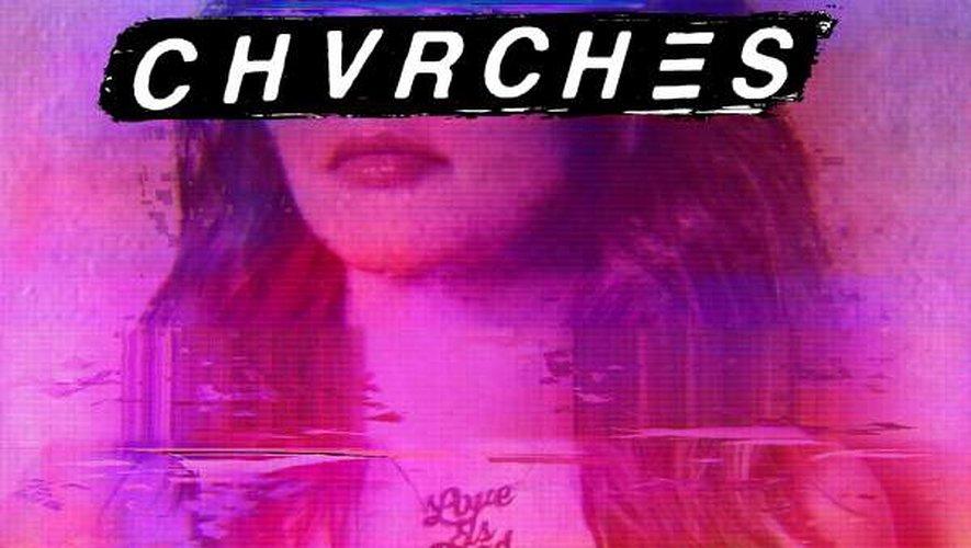 """""""Love is Dead"""" est le dernier album du groupe britannique """"Chvrches""""."""