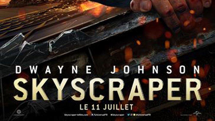 """""""Skyscraper"""" avec Dwayne Johnson sort le 11 juillet au cinéma"""