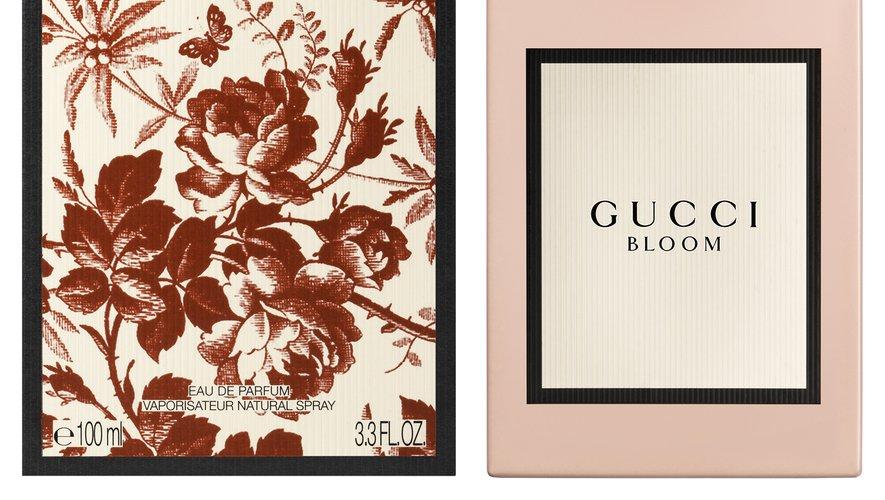 Bloom, la nouvelle fragrance de Gucci