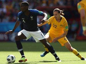 France - Australie (2-1) : les buts en vidéo