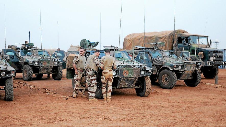 Mali Auprès des militaires français,  la paix est de retour à Gao