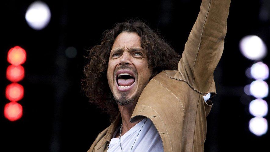 Chris Cornell leader de Soundgarden et d'Audioslave est décédé le 18 mai 2017.