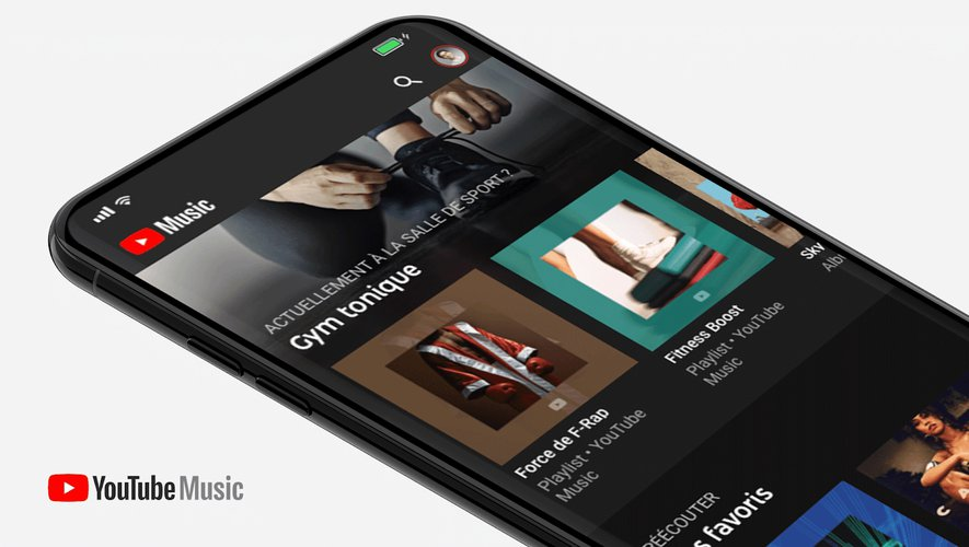 YouTube Music et YouTube Premium débarquent en France