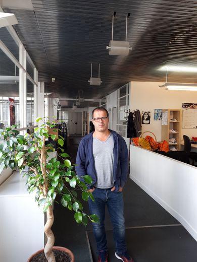 Luc Barruet, fondateur du festival de Solidays