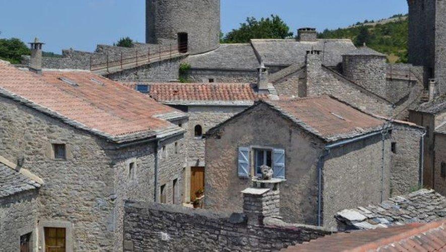 La Couvertoirade, 9e village préféré des Français