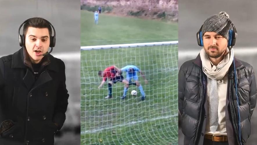 Football : l'action de l'année sur les terrains aveyronnais en vidéo !