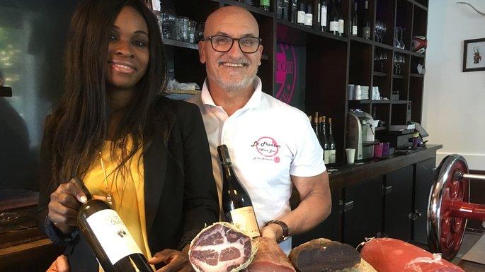 COMMERCE Le Fronton couronne le plaisir du vin