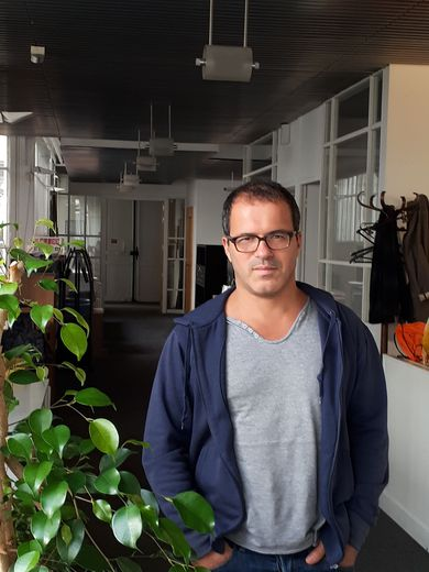 Luc Barruet fondateur de Solidarité Sida et Solidays