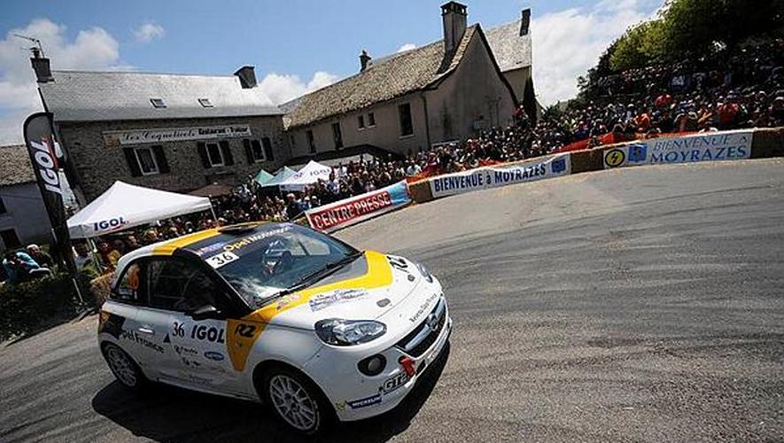 Rallye du Rouergue : retrouvez toutes les nouveautés de la 45e édition