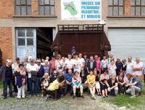 Le club Rétromobile en visite au musée  du patrimoine industriel et minier de Decazeville