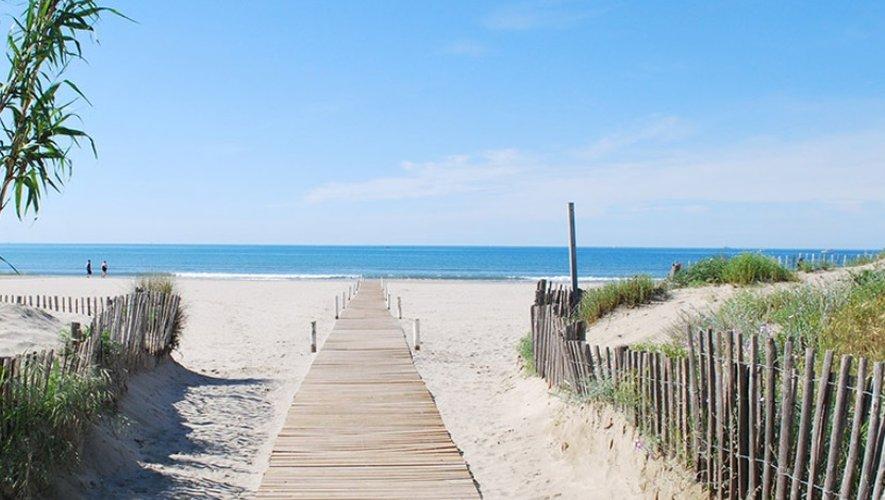 Les plages de l'Hérault, un must de l'été selon Kayak.fr.