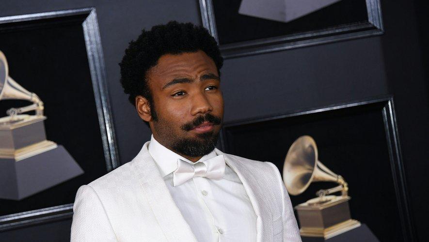 """Donald Glover est également connu pour ses rôles dans la série """"Atlanta"""" ou dans le film """"Solo : A Star Wars Story"""""""