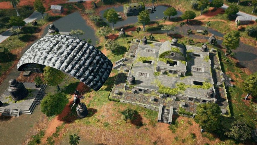 """""""PlayerUnknown's Battlegrounds"""" est de retour au sommet sur Steam"""