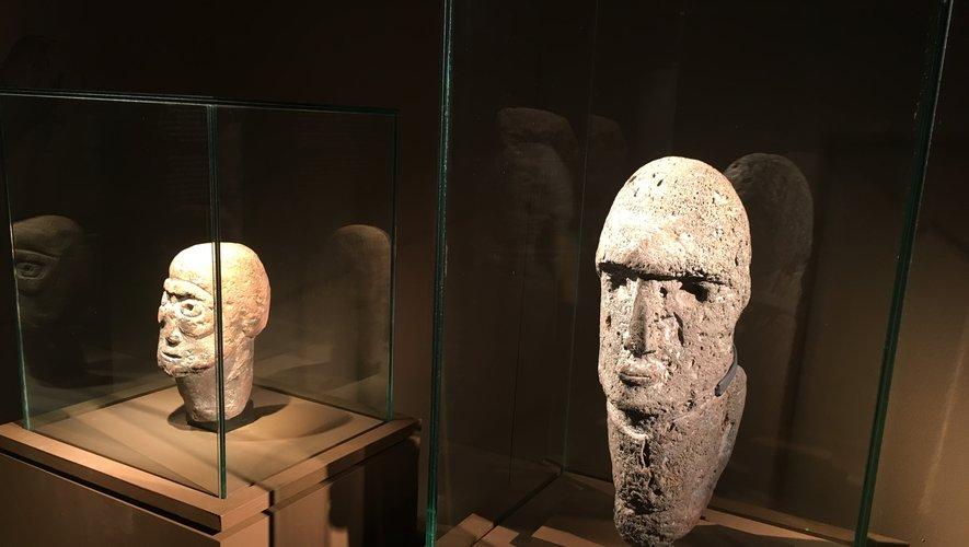 Exposition : le musée Fenaille à « l'ombre des dieux »