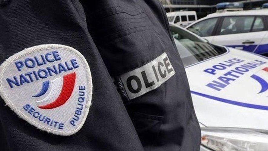 Le conducteur sans permis a été contrôlé, avenue de La Mouline.