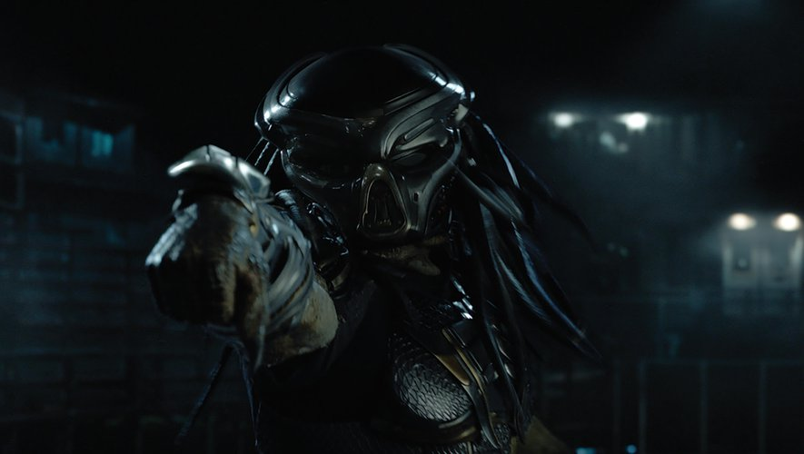 Un 3e trailer dévoile l'Ultimate Predator — The Predator