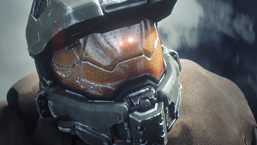 "Master Chief, le héros de ""Halo"" dans le trailer de ""Halo 5: Guardians"""