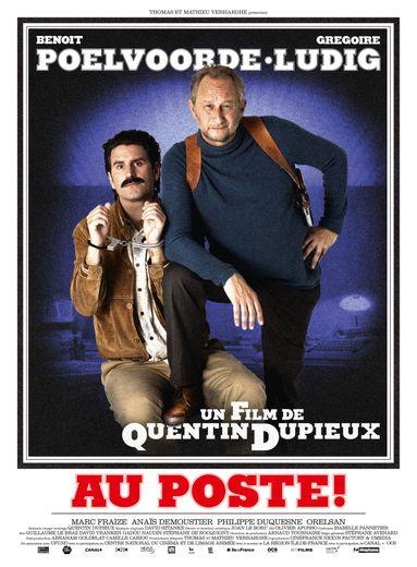 """Au casting de """"Au Poste !"""" de Quentin Dupieux, on retrouvera le rappeur Orelsan aux côtés de Benoît Poelvoorde, Grégoire Ludig"""