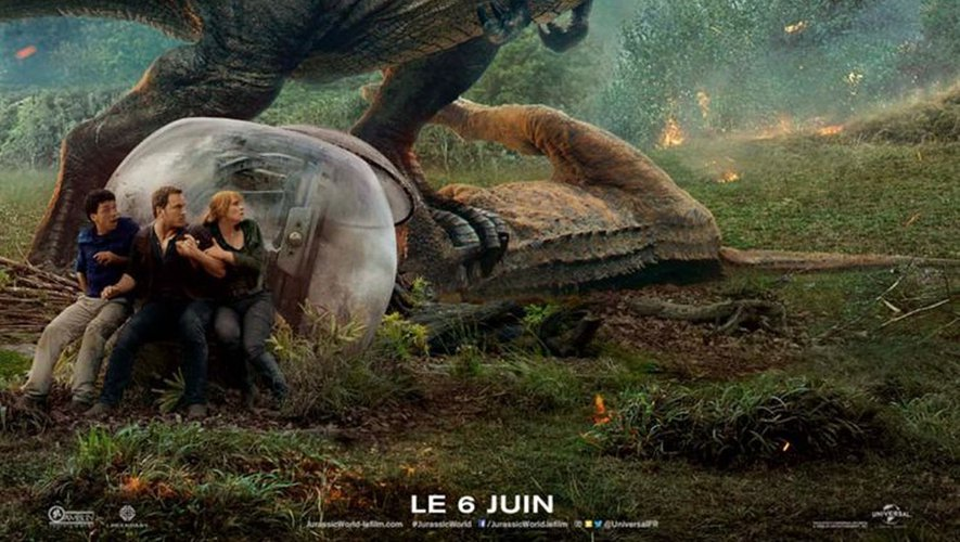 """Jurassic World : Fallen Kingdom"" totalise plus de 932 millions de dollars au box-office mondial"