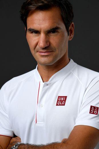 Roger Federer est le nouvel ambassadeur de la marque Uniqlo.