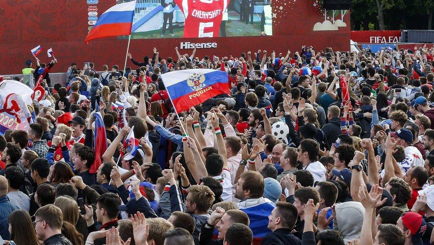 Les fan zone n'ont pas été légion cette année en France.