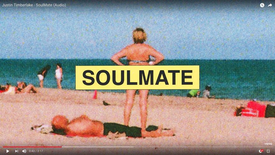"""""""SoulMate"""", le nouveau morceau de Justin Timberlake"""