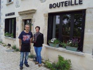 Une nouvelle table dans la cité : « La maison Bouteille », rue du Trou