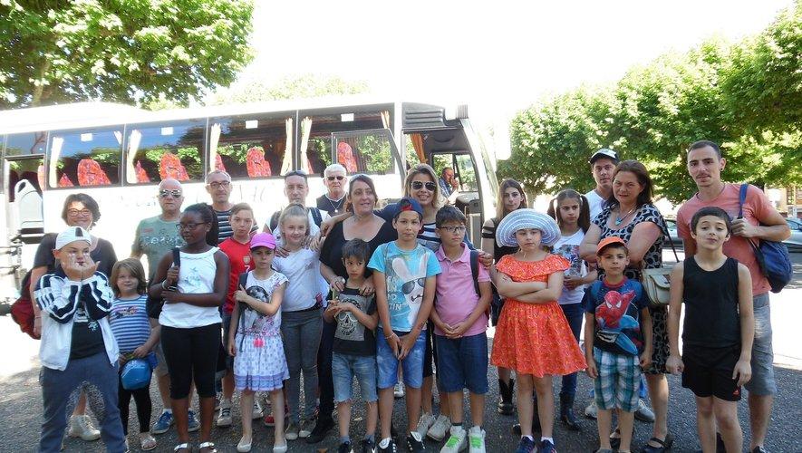 Une sortie au jardin des bêtes de Gages pour l'aide aux devoirs