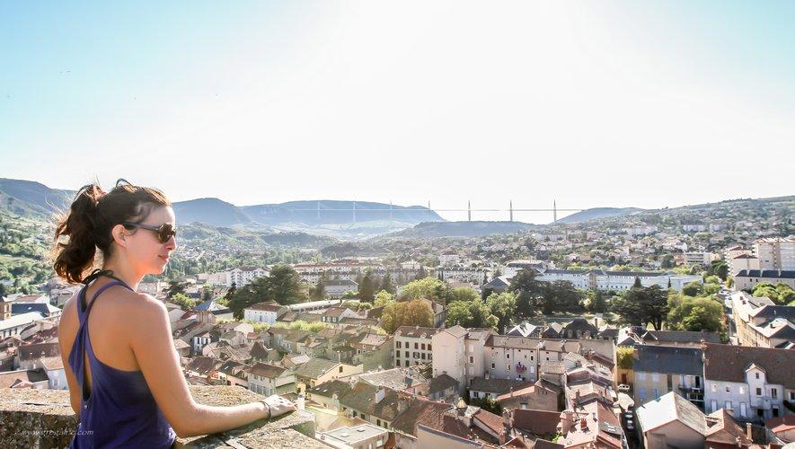 Capitale du Sud-Aveyron  et des sports de pleine nature