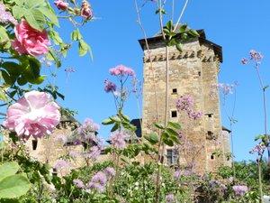 Immersion dans le passé  au château du Colombier