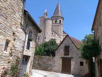 Un village façonné par le calcaire