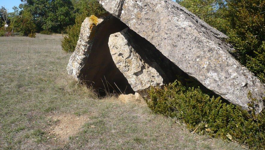 De nombreux dolmens à découvrir.
