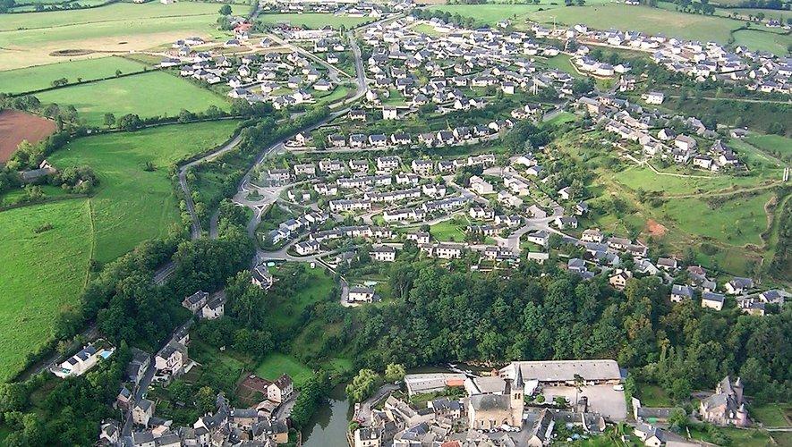 Le village du Monastère se situe près de Rodez.