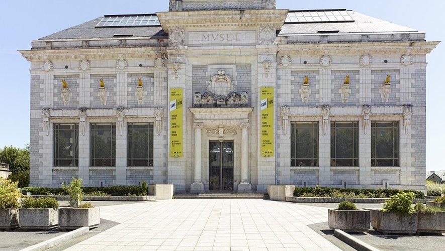 Le musée Denys-Puech a été pensé pour rendre la sculpture accessible à tous.