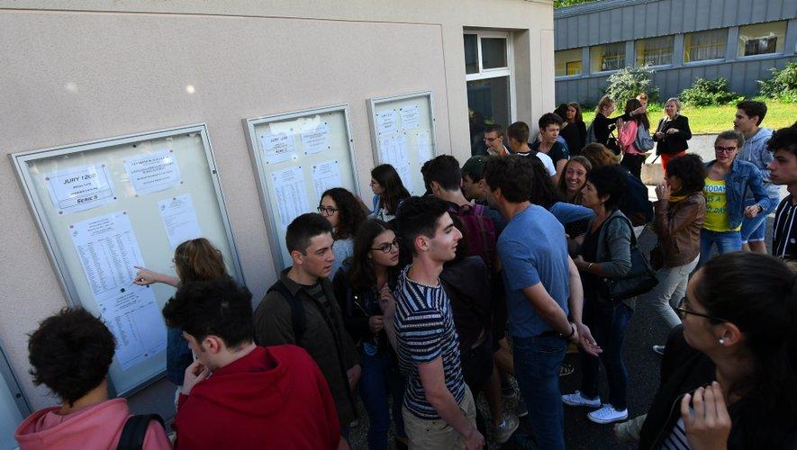 L'Aveyron a obtenu 186 mentions très bien dans le cadre de cette première session.