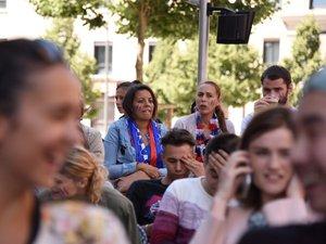 La France se qualifie face à l'Uruguay : Rodez fête les Bleus