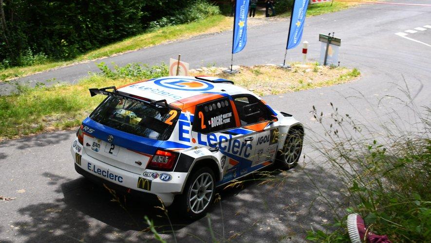 Pierre et Martine Roché ont remporté l'épreuve en 2011.