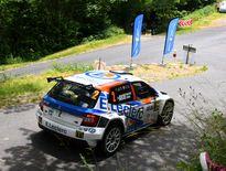 Rallye du Rouergue 2018 :  Pierre Roché en tête, Da Cunha abandonne !