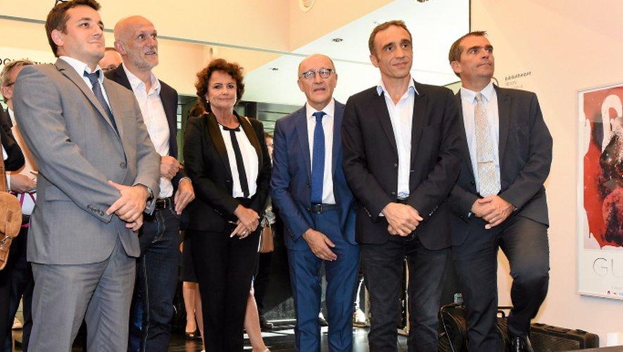 Vernissage de l'expo Gutai : « Le fruit d'une belle aventure humaine »