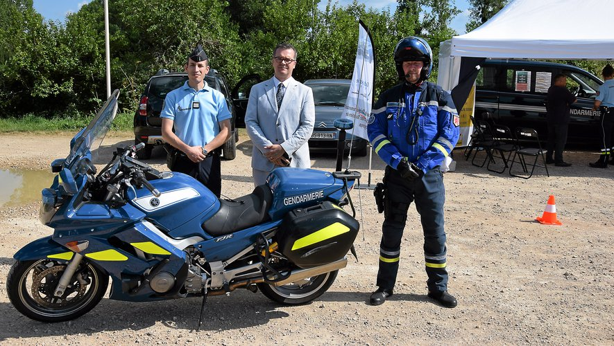 Limitation à 80 km/h : les gendarmes en opération prévention