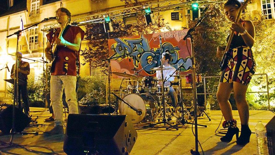 Une première édition du Festi'Miladiou  haute en couleurs et en sonorités