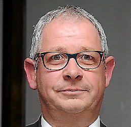 Philippe Panis, président départemental des métiers de l'hôtellerie (Umih).