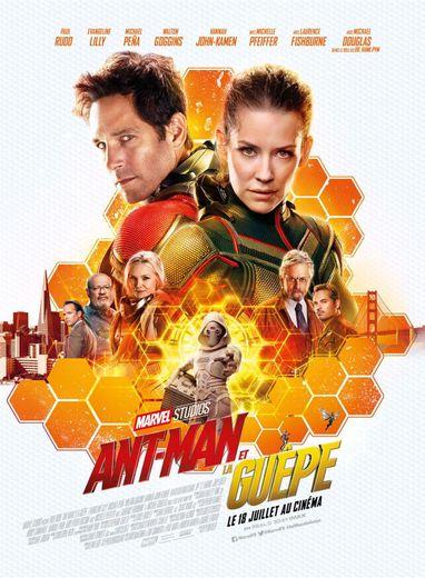 """Ant-Man et La Guêpe"" avec Paul Rudd et Evangeline Lilly sortira le 18 juillet en France"
