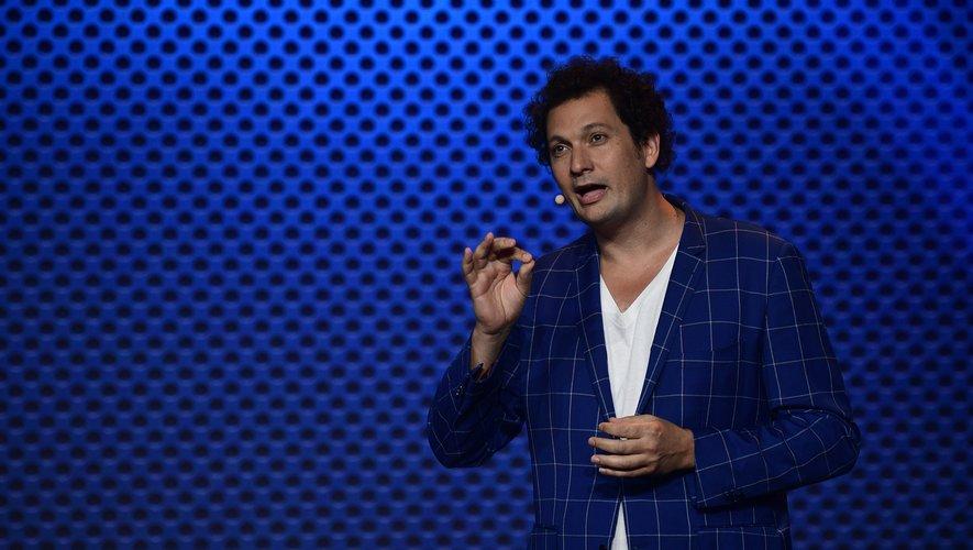 """Eric Antoine co-animera la nouvelle émission de M6 """"Audition secrète"""" avec David Ginola"""