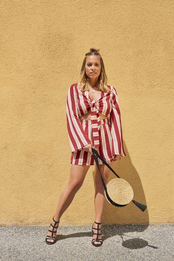 La marque Boohoo lance une collection de prêt-à-porter en collaboration avec Stéphanie Durant.