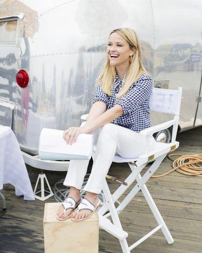 Reese Witherspoon, fondatrice de la marque Draper James.